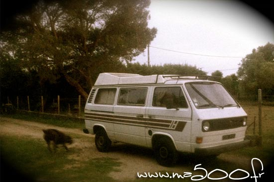 Transporter T3 westy bahamas 1981 polo 100% d'origine